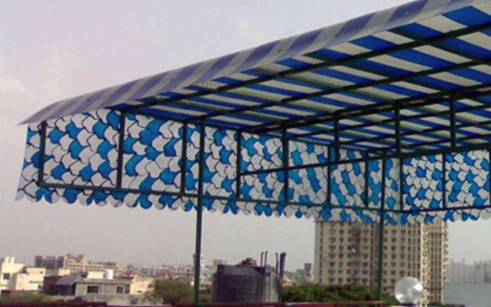 Balcony Shed Ambica Fabrication Amp Fiberglass