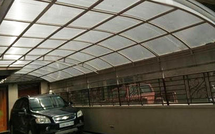 Frp Parking Shed Ambica Fabrication Fiberglass Best Car Parking Roofing Shed Erection And Fabrication In Vadodara Top 10 Car Parking Roofing Shed Erection And Fabrication In Vadodara Best Parking Shed