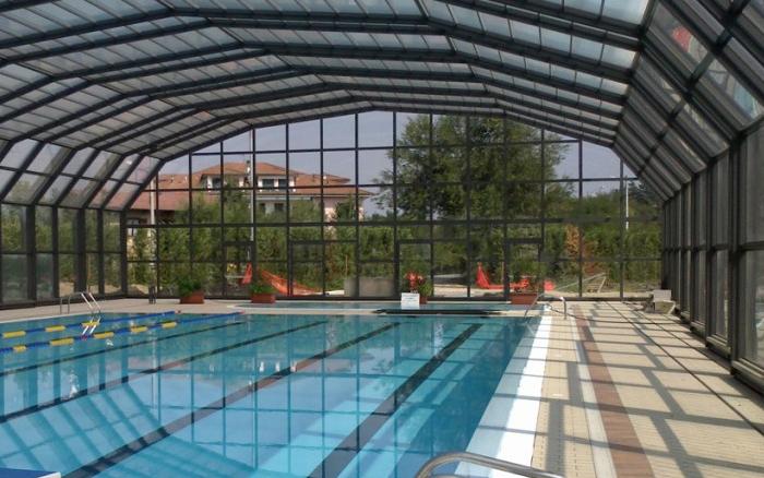 Swimming Pool Sheds | AMBICA FABRICATION & FIBERGLASS ...