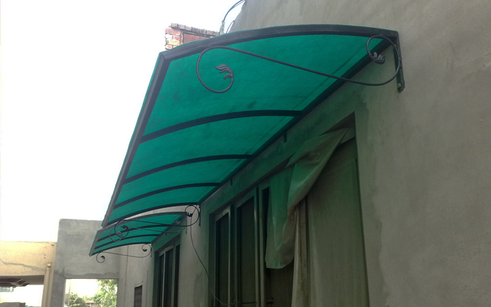Window Shed Ambica Fabrication Fiberglass Top 10 Service Provider Of Window Shed In Vadodara